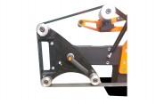 Модуль плоской шлифовки/на провисе с роликами Д16Т