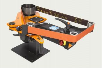 Универсальный ленточно-шлифовальный станок с модулем плоского шлифования